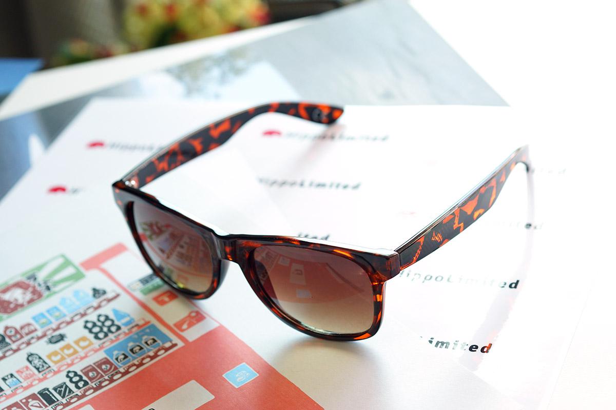 แว่น Vans Spicoli 4 Sunglasses - Tortoise Shell