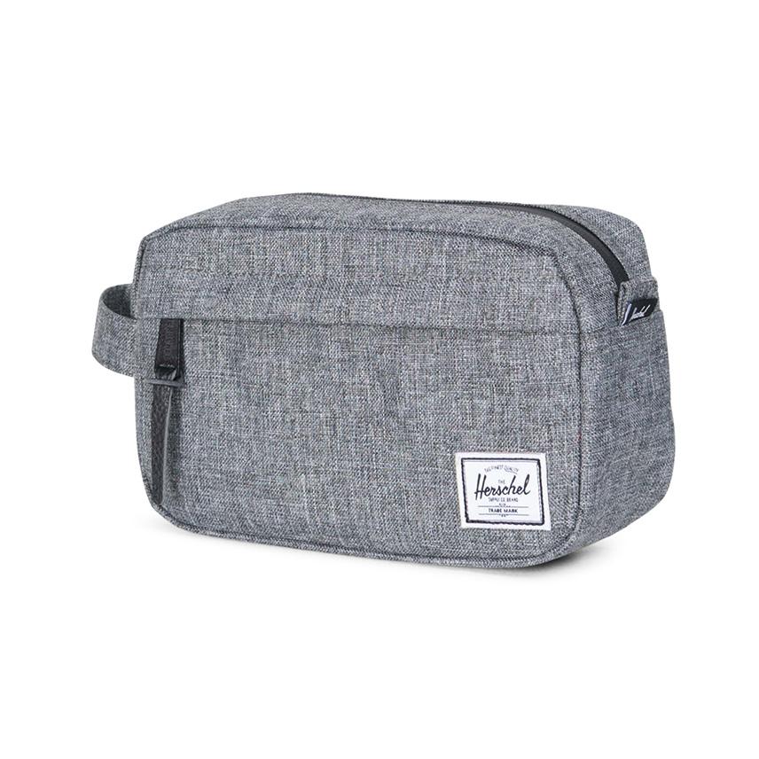 Herschel Chapter Travel Kit   Carry-On - Raven Crosshatch - ด้านข้าง
