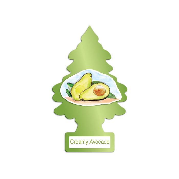 Little Trees Air Freshener - Creamy Avocado