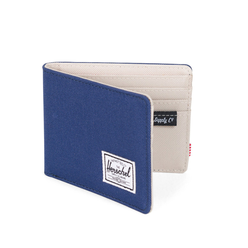 Herschel Roy Wallet - Twilight Blue Pelican