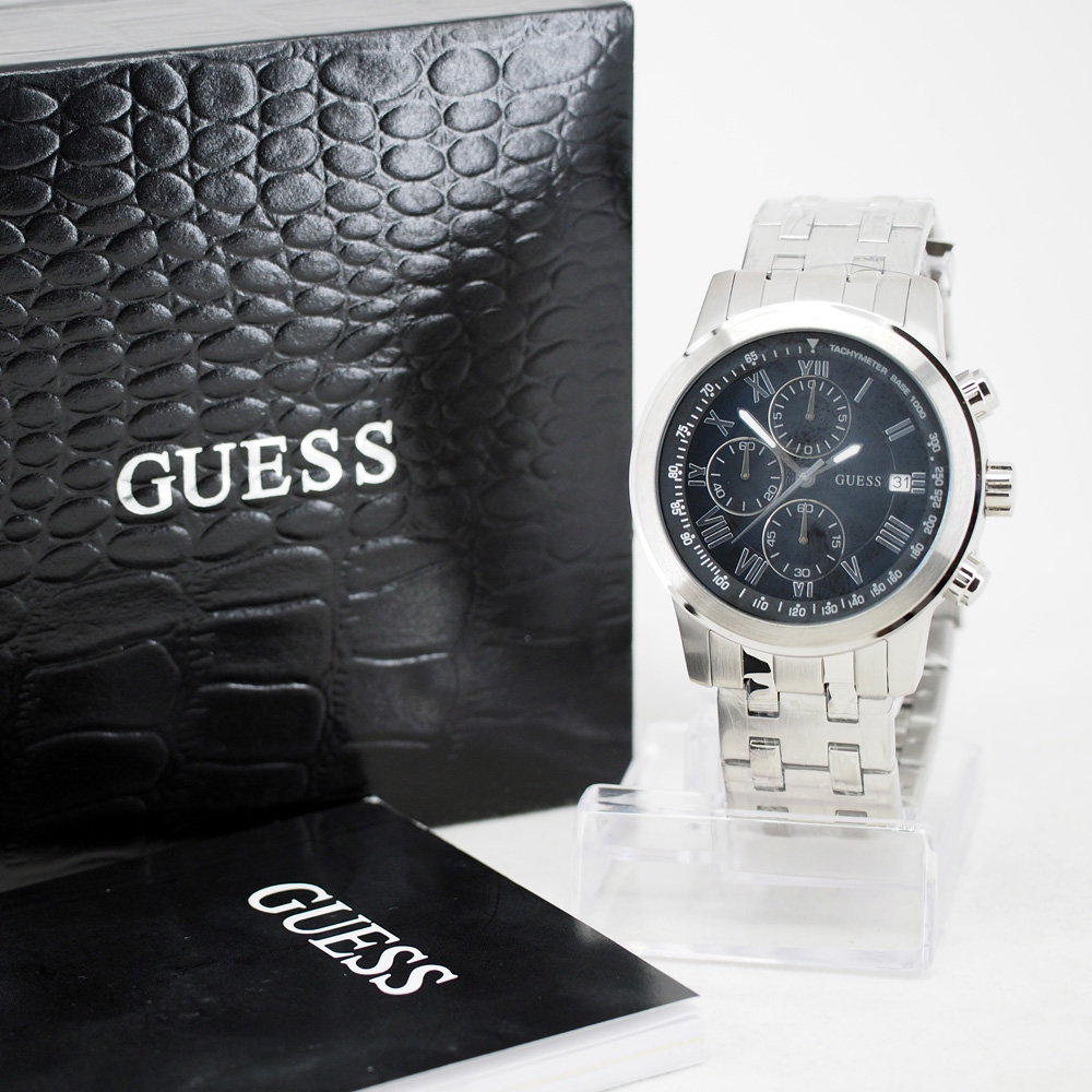 GUESS Men's Boulevard Chronograph Watch