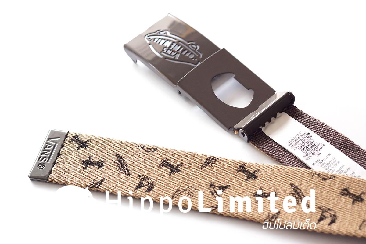 Vans Reverse Web Belt - Wampum