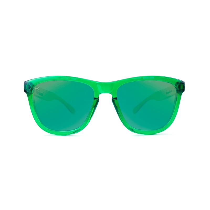 แว่น Knockaround Premiums Sunglasses - Green Monochrome