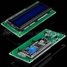 I2C/TWI 1602 16x2 Serial LCD Module Display