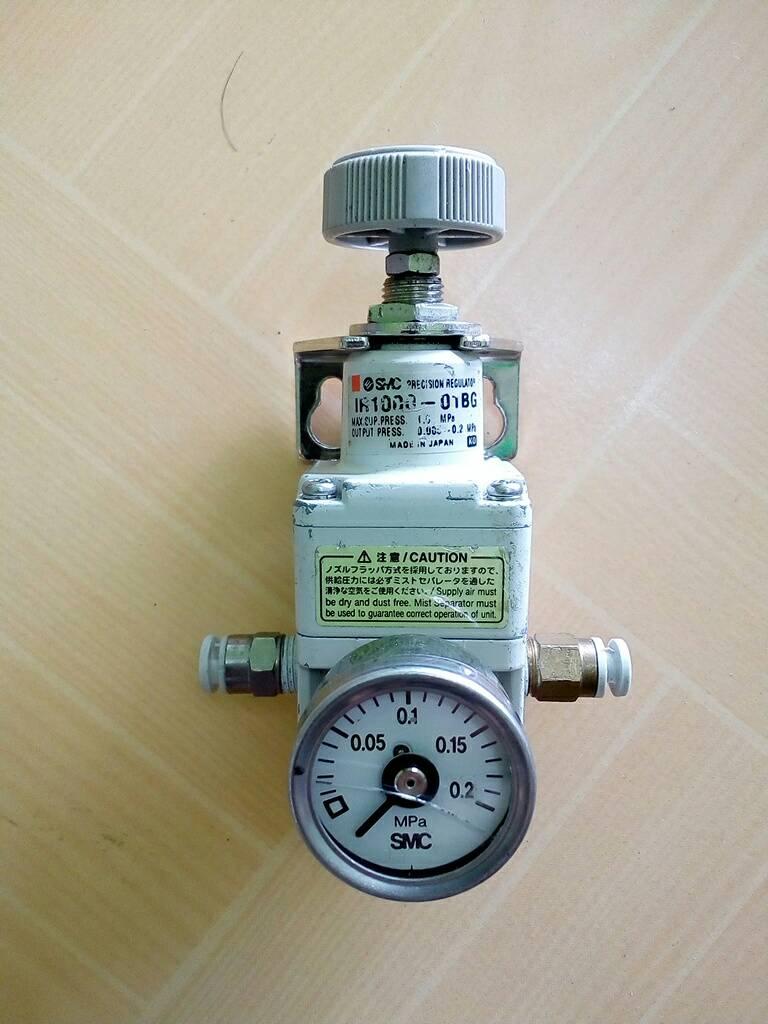 Regulator ลม SMC IR1000 สินค้ามือ 2