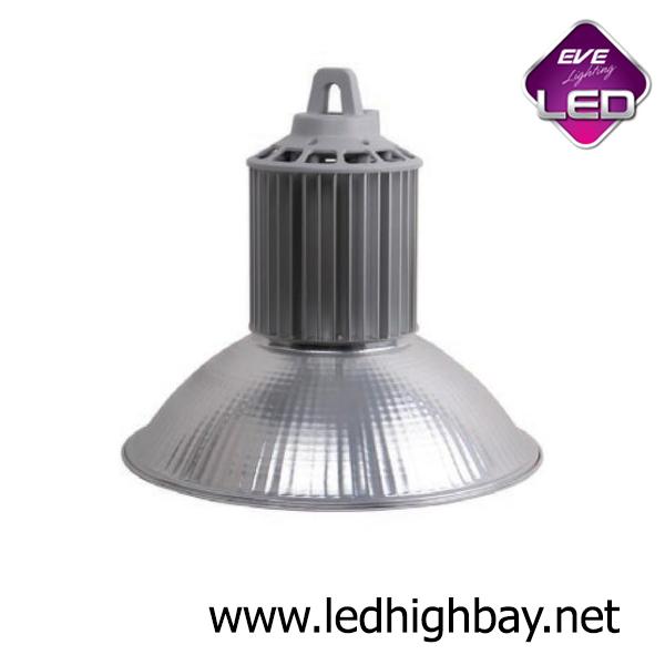 โคมไฮเบย์ LED 100w รุ่น YM-5HB ยี่ห้อ EVE (แสงส้ม)