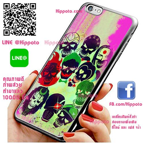 เคส ไอโฟน 6 / เคส ไอโฟน 6s โจ๊กเกอร์ Joker เคสเท่ เคสสวย เคสโทรศัพท์ #1427