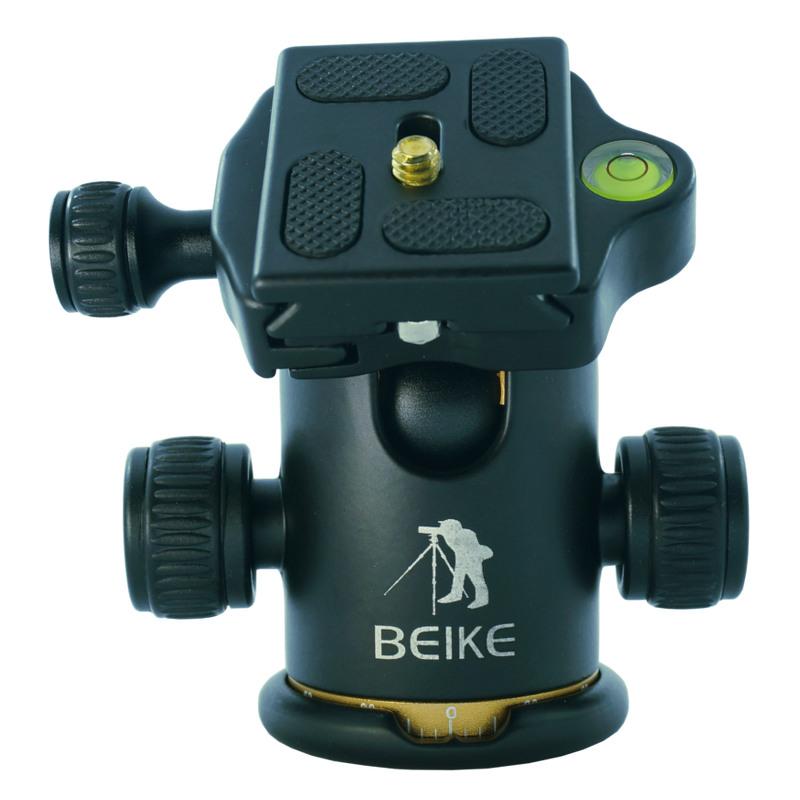 "BEIKE BK-03 Ball Head หัวบอล + Quick Release Plate 1/4"" Screw"