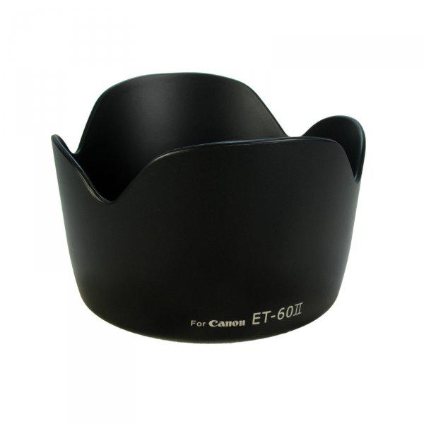 Canon Lens Hood ET-60 II ทรงกลีบดอกไม้ for EFs 55-250, EF 75-300, EF 90-300