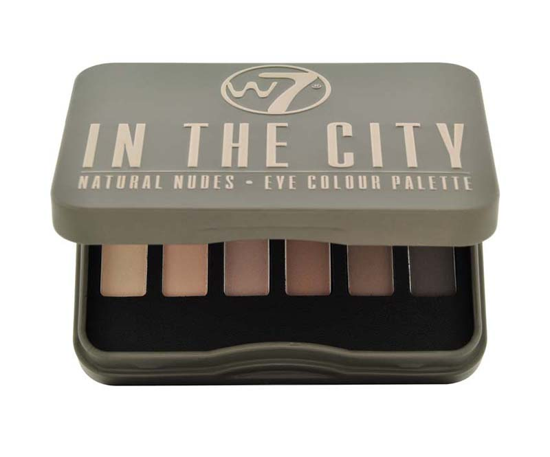 W7 Eye Colour Palette 7g #In The City