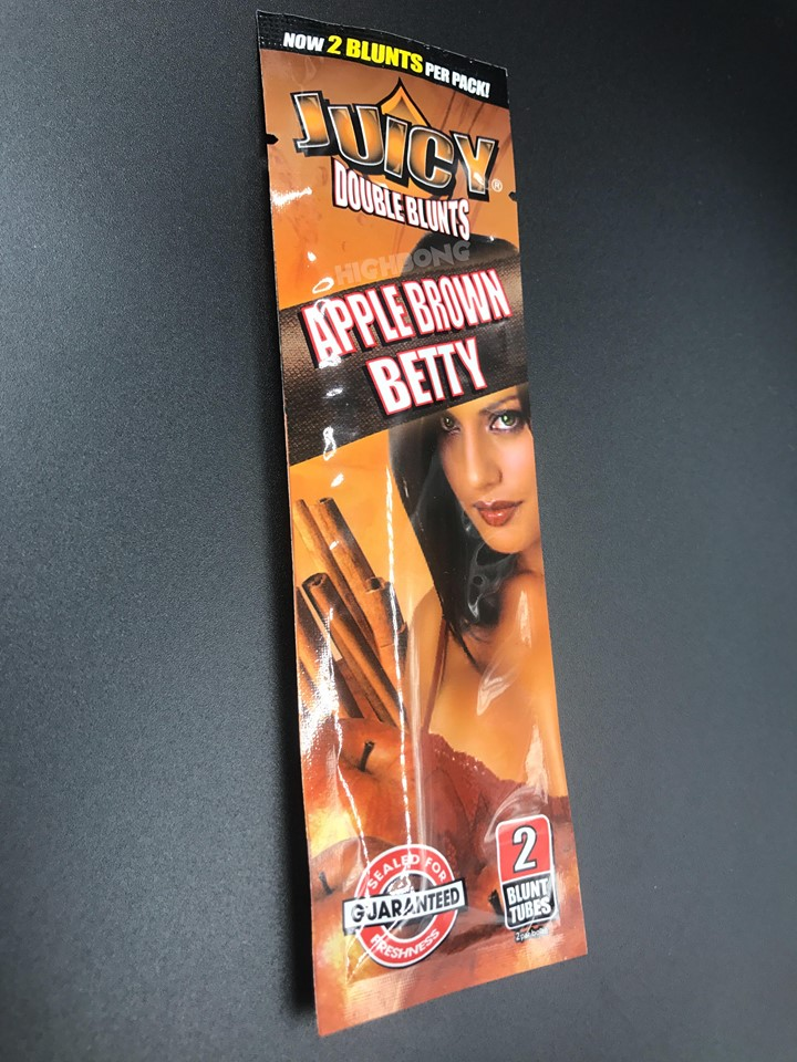 Blunt rolling paper (Apple Brown Betty)