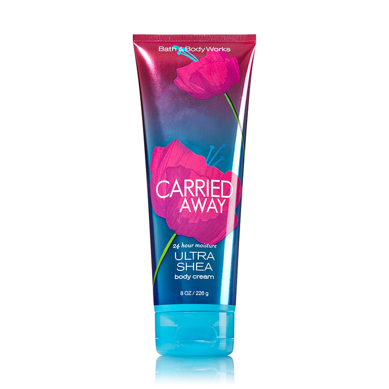 Bath & Body Works Ultra Shea Body Cream 226g #Carried Away