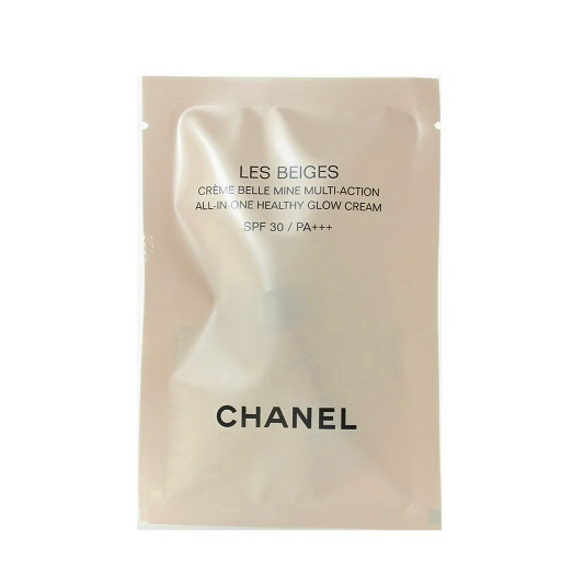 *TESTER* Chanel Les Beiges All-In-One Healthy Glow Cream SPF30 PA++ 2.5ml #10