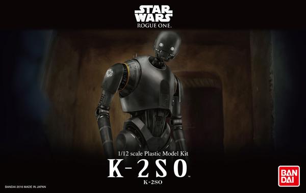 1/12 K-2SO (Plastic model)