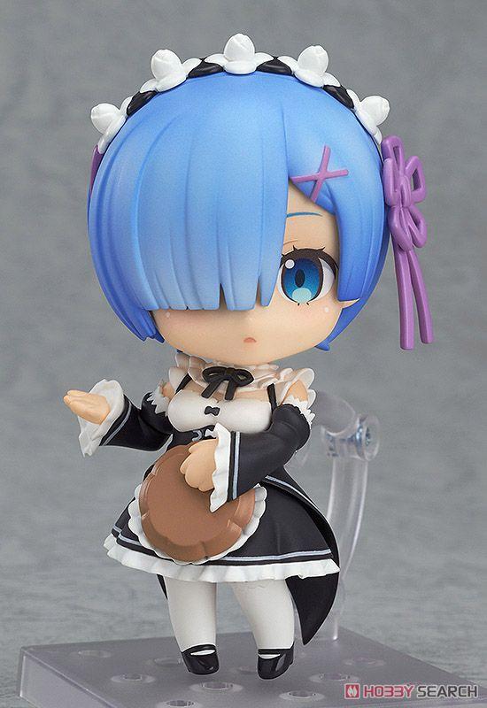 (เหลือ 1 ชิ้น รอเมล์ฉบับที่2 ยืนยัน ก่อนโอน) Nendoroid Rem (PVC Figure)