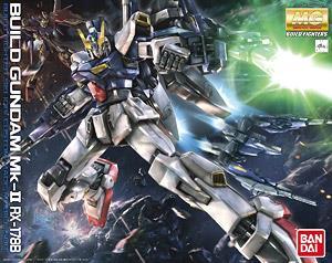 MG1/100 Build Gundam Mk-II (Gundam Model Kits)