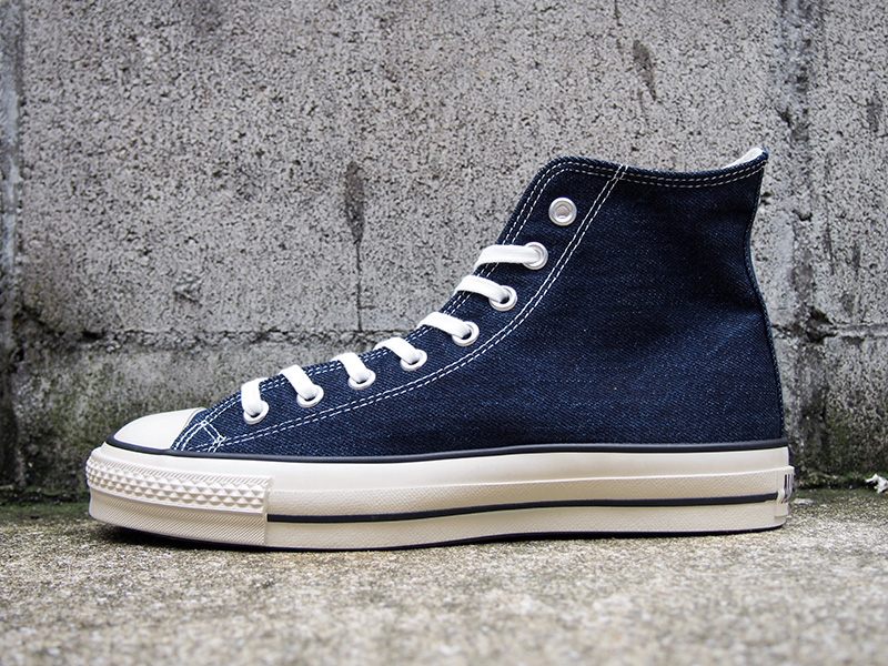 CONVERSE ALL STAR J DENIM HI INDIGO  MADE IN JAPAN  - Converse ... acc350766beb9