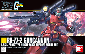 hg1/144 190 guncannon rx-77-2
