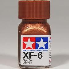 80306 Enamel (Flat) XF6 copper
