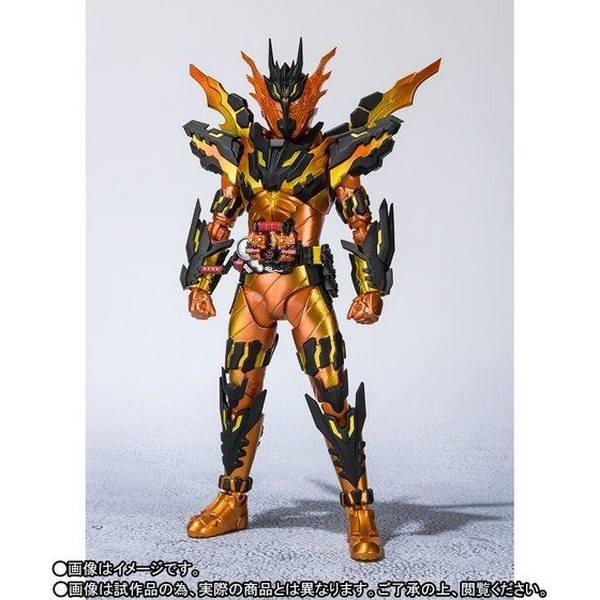 เปิดรับPreorder มีค่ามัดจำ 500 บาท Tamashii web shop S.H.Figuarts Kamen Rider Cross-Z Magma*Japan Lot**