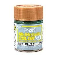 GX-209 Mr.metalic GX red gold 18ml.