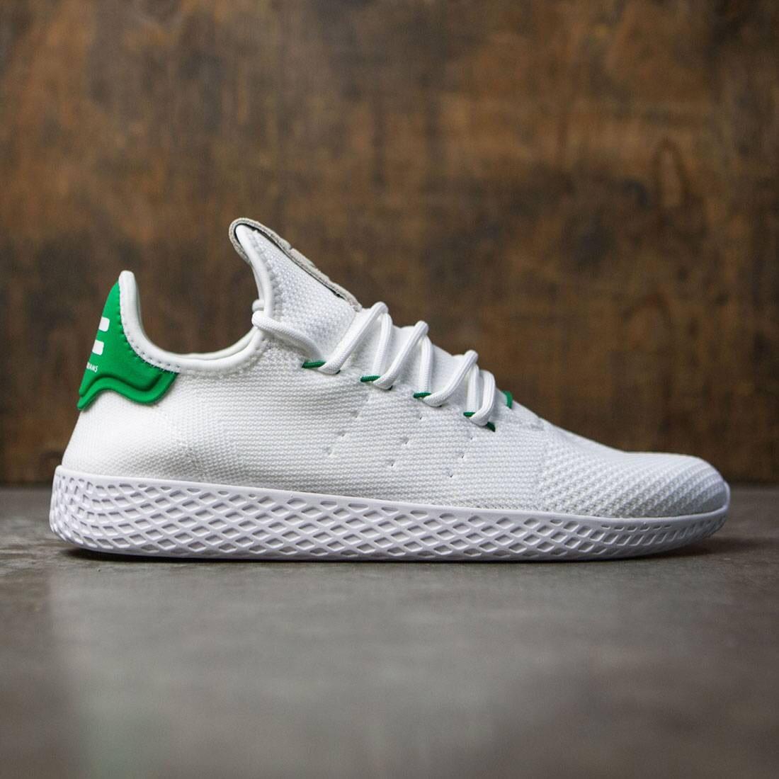 """f575dc495 Adidas Originals x Pharrell William """"Tennis HU"""" ไซส์   US 8.5    UK 8   EU  42    26.5 CM"""