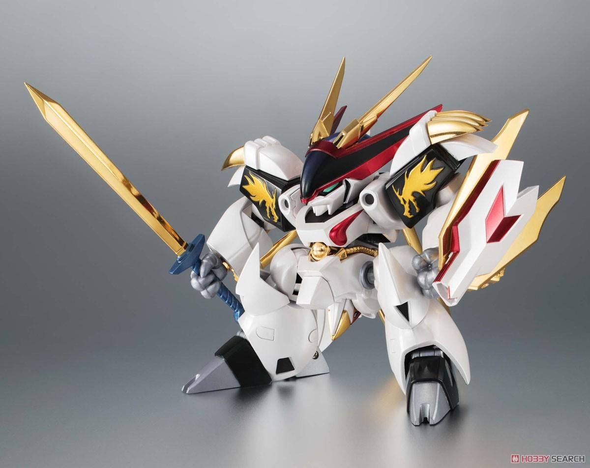 เปิดรับPreorder มีค่ามัดจำ 500 บาท Robot Spirits < Side Mashin > Ryuoumaru -30th Anniversary Ver.-