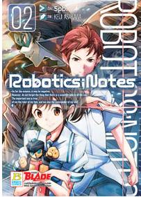 Robotics;Notes เล่ม 2