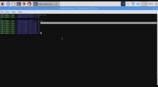 Raspberry Pi Online คาบที่ 1 เรื่อง การลงระบบปฏิบัติ และ แนะนำให้รู้จัก Terminal ตอน 2/5