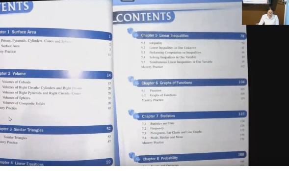 เรียนคณิตศาสตร์EPออนไลน์ ม.3 (ครูอุ๋งอิ๋ง) บทที่ 1 เรื่อง Surface area ตอนที่2/2