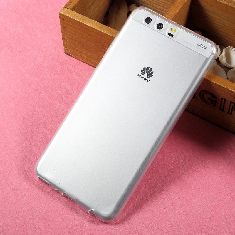 เคสใส Huawei P10 Plus Anti-watermark Transparent Ultra-thin TPU