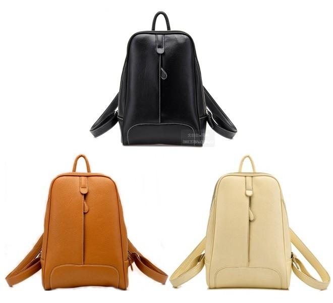 พร้อมส่ง กระเป๋าเป้ กระเป๋าสะพายหลัง แบรนด์Beibaobao รุ่น B68249 (สีดำ สีน้ำตาล สีครีม)