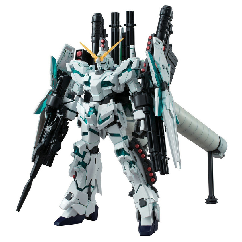 Bandai HG RX-0 Full Armor Unicorn Gundam (Destroy Mode) 1/144