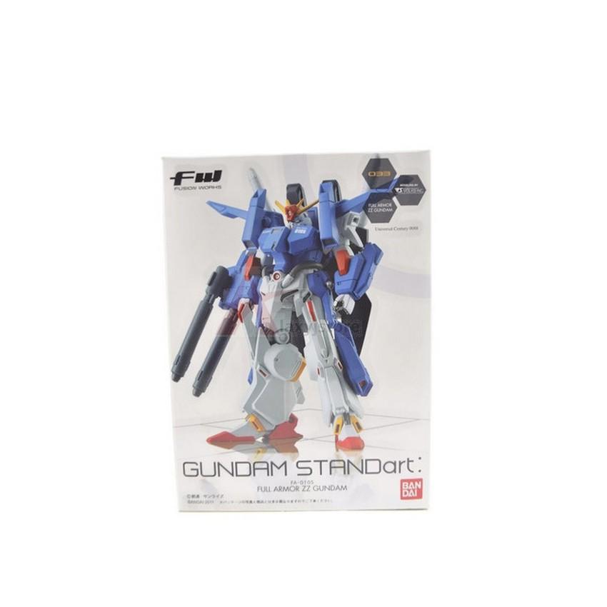 Bandai Gundam STANDart:9-FULL ARMOR ZZ GUNDAM