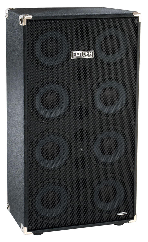 Fender Bass Amplifier 810 PRO Cabinet