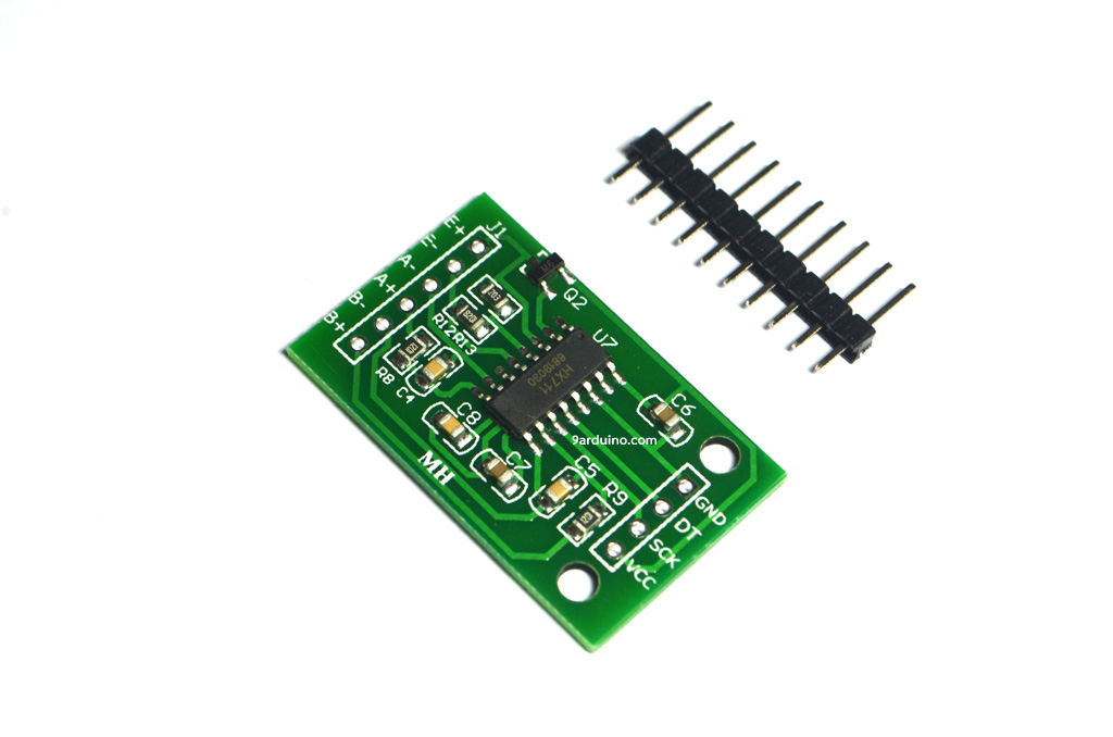 HX711 Weight Sensor Amplifier Module สำหรับ Load Cell