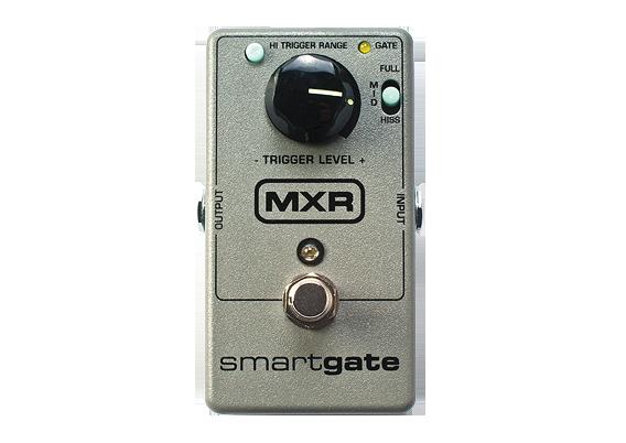 Jim Dunlop MXR Smart Gate® Noise Gate M135