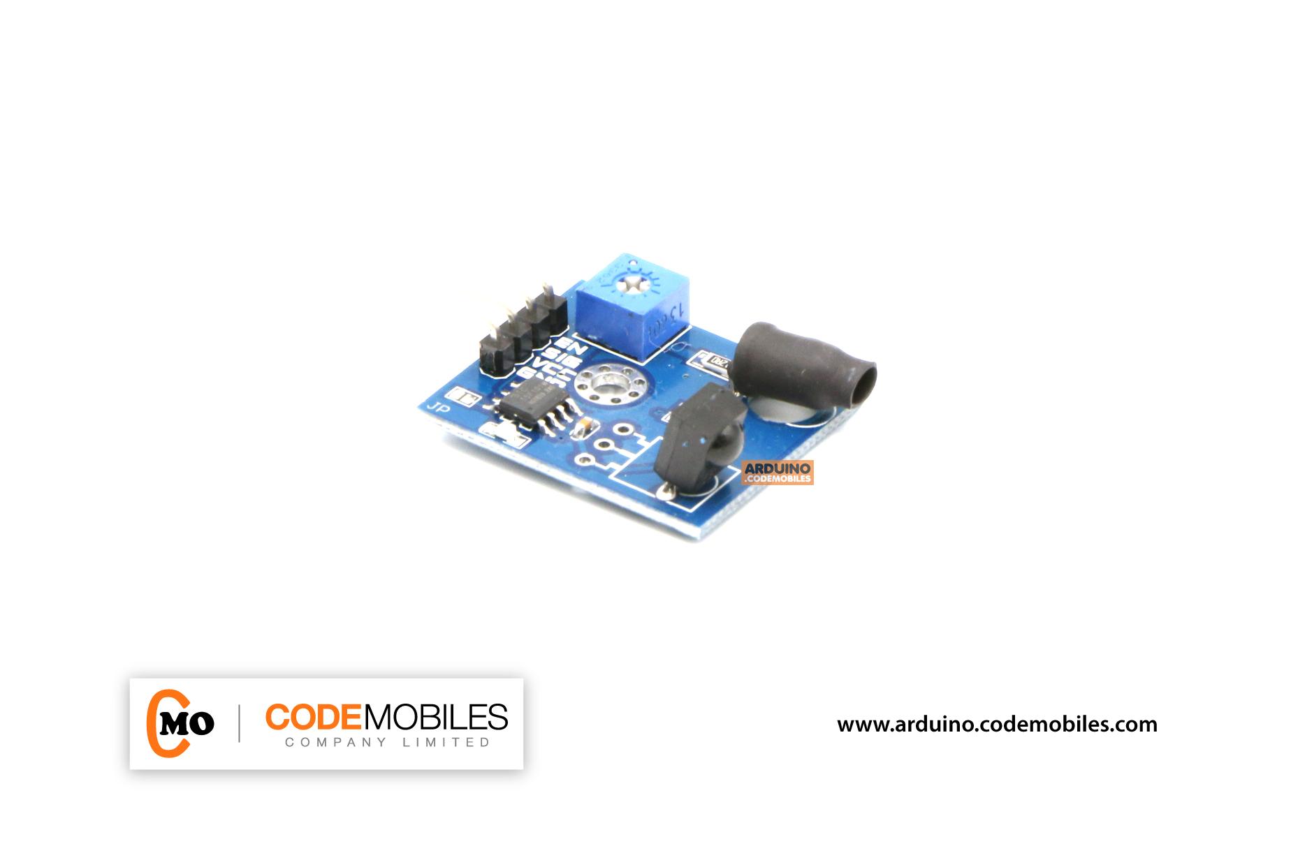 Obstacle Infrared avoidance tracking sensor switch 38KHz 2-180CM adjustable
