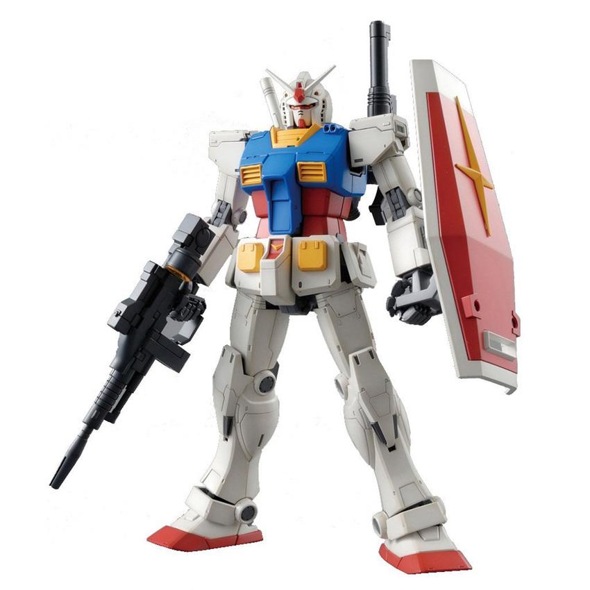 Bandai MG RX-78-2 Gundam The Origin 1/100