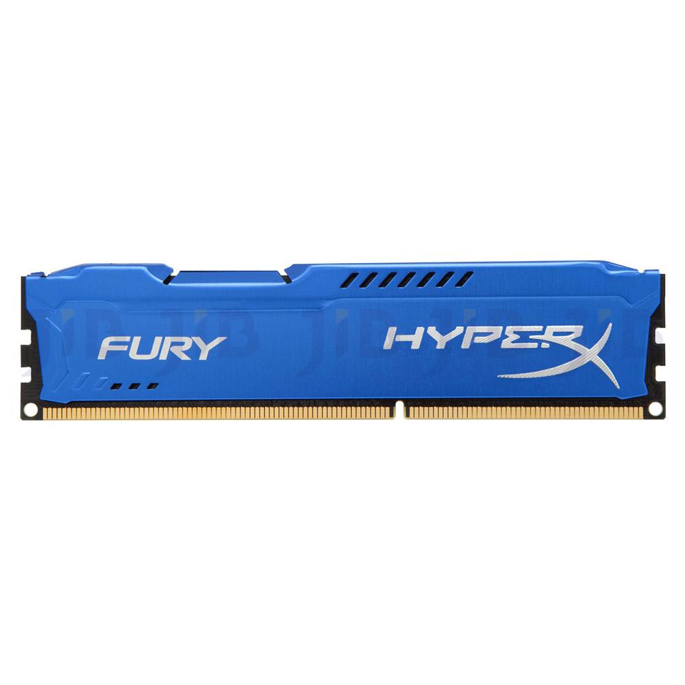 4 GB RAM PC DDR3/1600 KINGSTON HYPERX FURY BLUE
