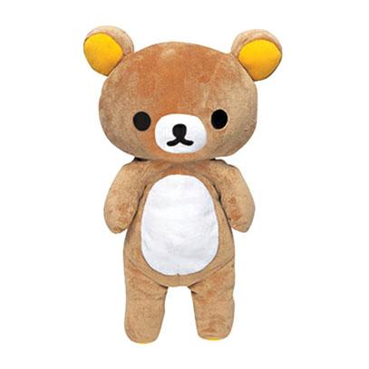 ตุ๊กตาหมี San-X Rilakkuma หมีน้ำตาล
