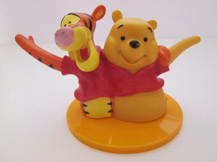 Pooh & Tiger