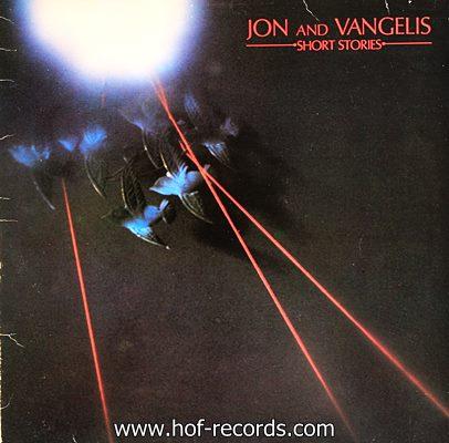 Jon And Vangelis - Short Stories 1979 1lp