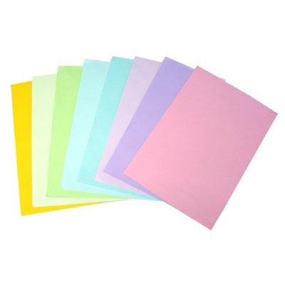 กระดาษการ์ดสีเหลือง A4/180 แกรม 500 แผ่น