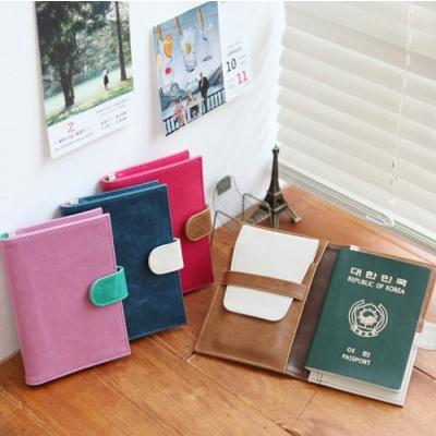 T002 Passport & Phone Case