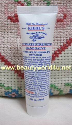 KIEHL'S Ultimate Strength Hand salve 30 ml.