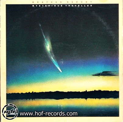 Weather Report - Mysterious Traveller 1 LP