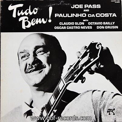 Joe Pass - Tudo Bem! 1978