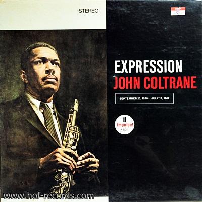 John Coltrane - Expression 1Lp