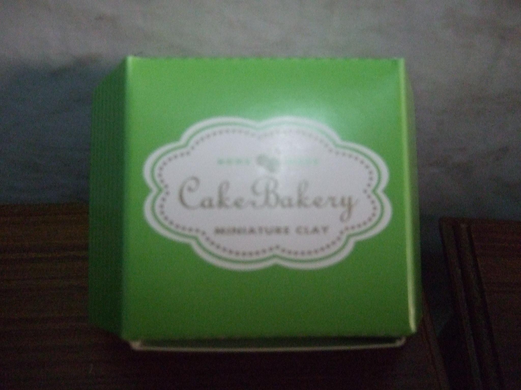 กล่องกระดาษใส่ขนมเค้ก